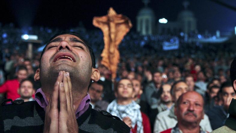 Cristianos Egipto
