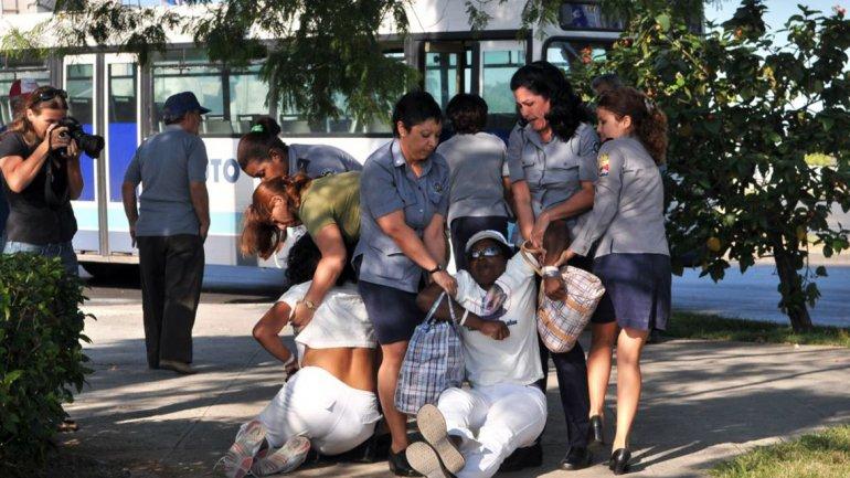 disidentes detenidos