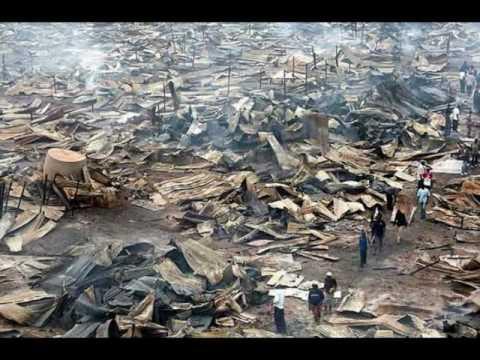 bombardeo en sudán