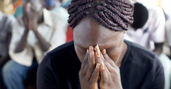 cristianos en sudán