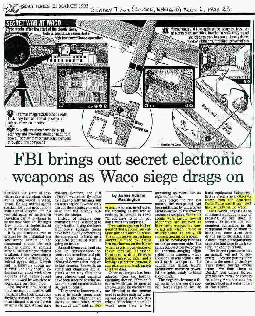 armas waco