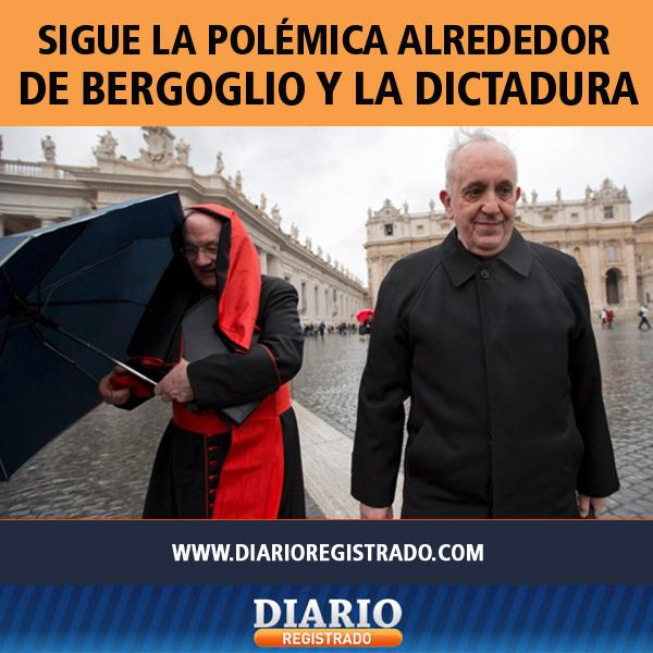 bergoglio y dictadura