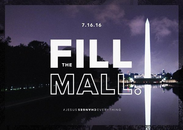 fill the mall