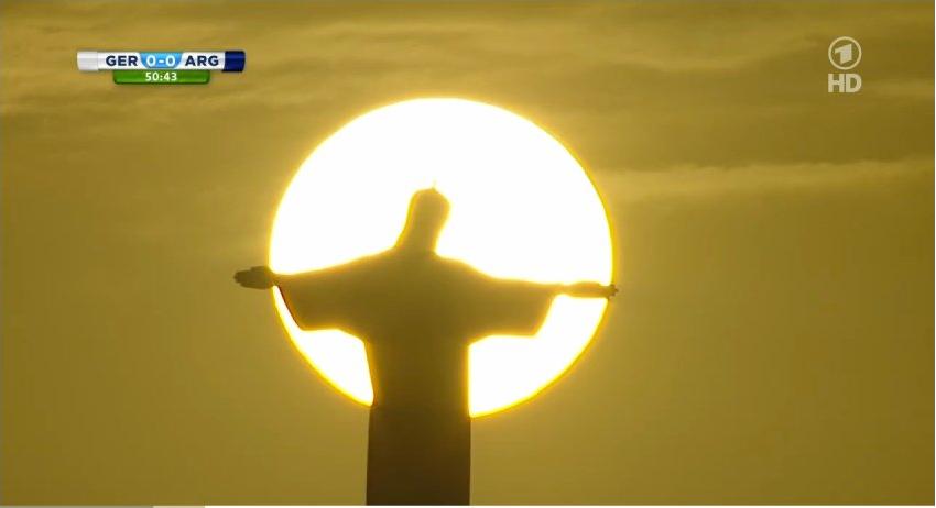Cristo sol