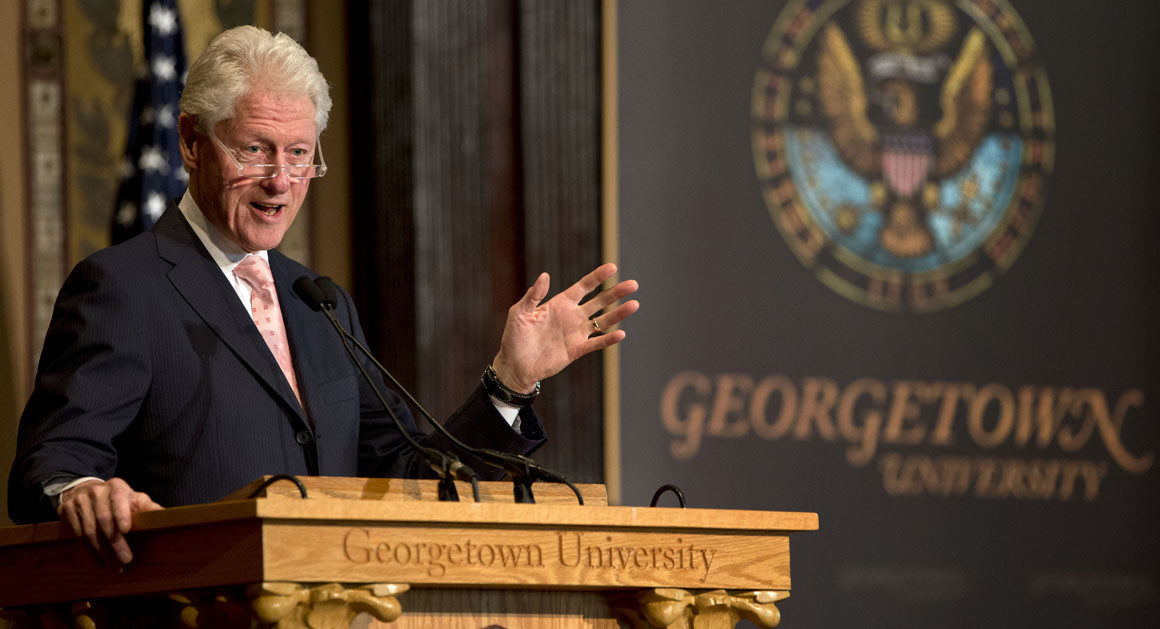 Clinton Georgetown