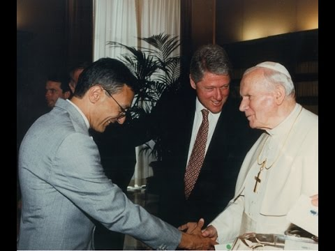 Clinton pope