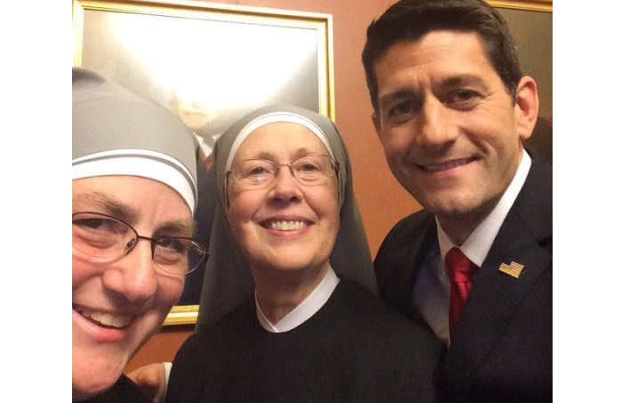 paul ryan catholic