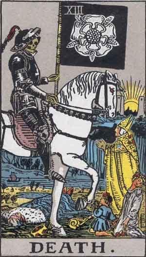 muerte Tarot