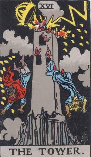 torre tarot original