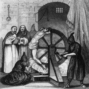 wheel torture