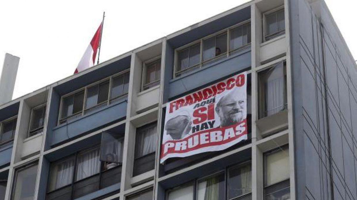 protestas en Perú papa Francisco
