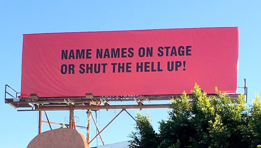 oscars billboard