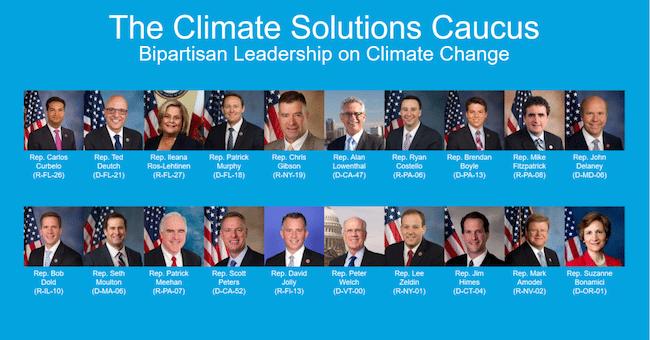 climate change caucus
